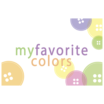 My Favorite Colours